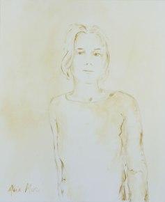 Making sense #1, oil on canvas, 73 x 60 cm, 2018